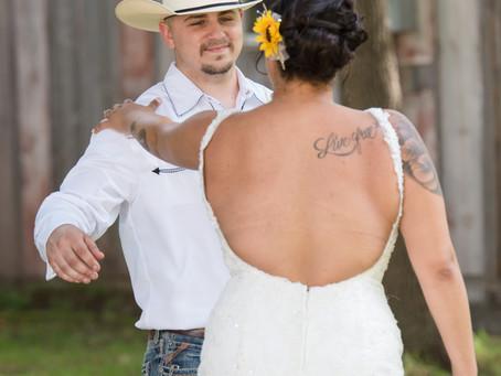 Lacy & Joe's Wedding