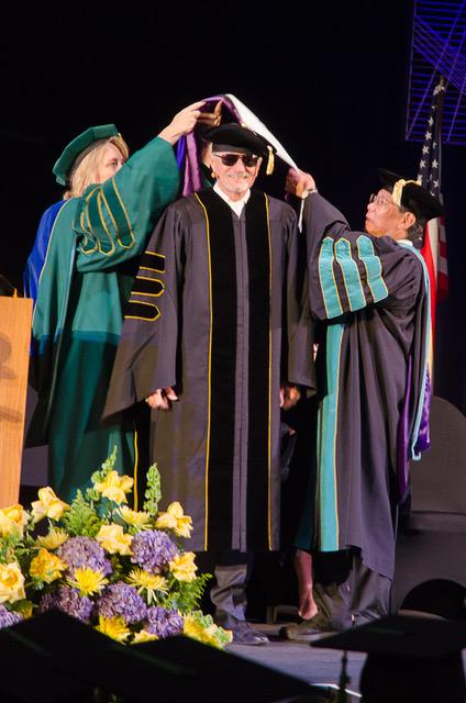 Wayne Heidle Doctorate