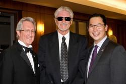 Wayne Heidle with MBKU Executives