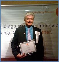 Wayne Heidle Volunteer Award
