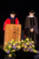 Wayne Heidle Commencement Speaker