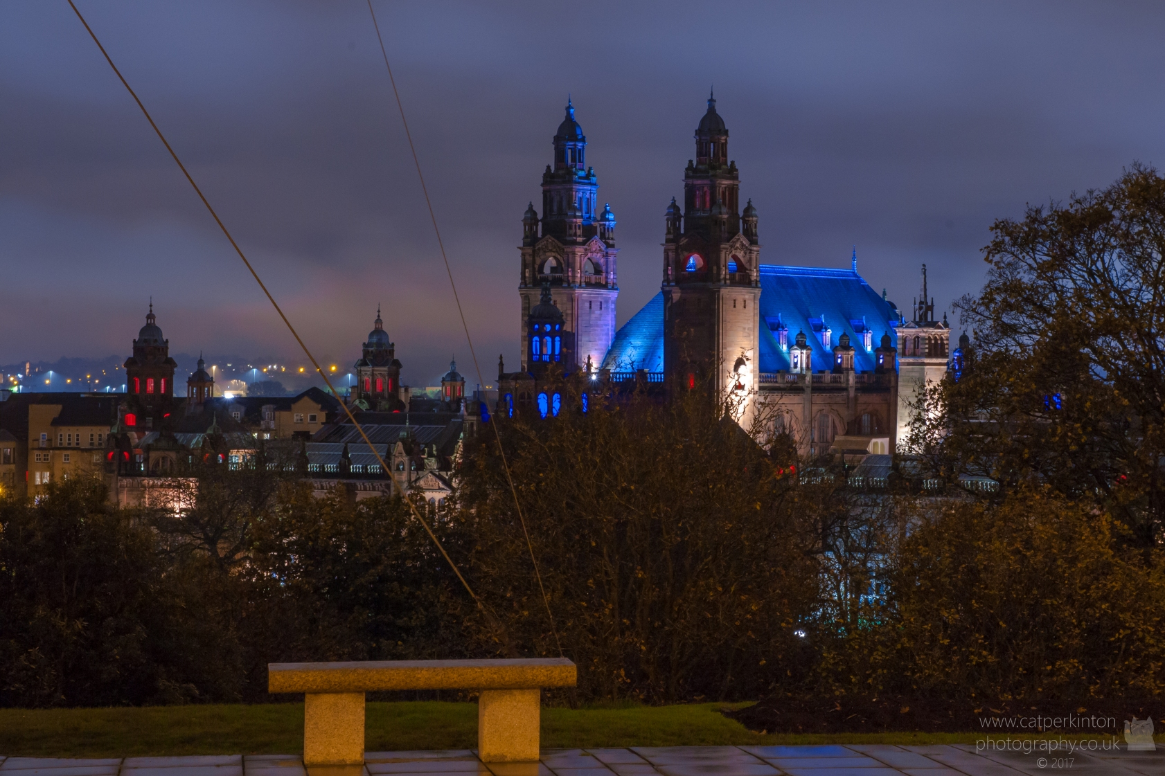 Kelvingrove Night