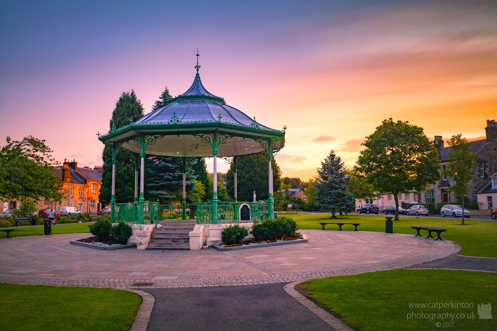 Bandstand Glow