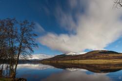 Loch Venachar Night