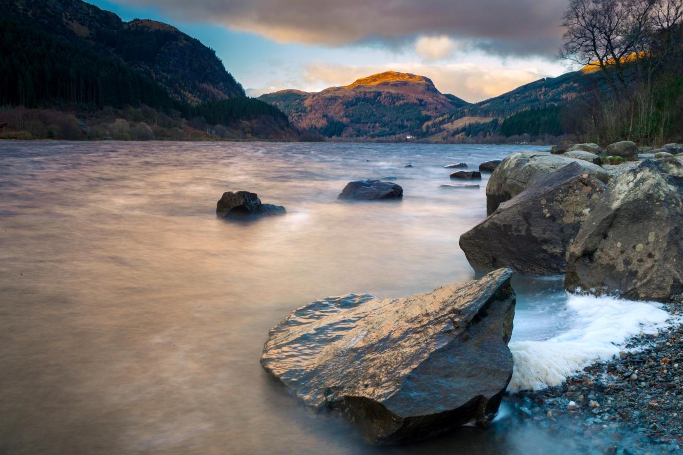 Loch Lubnaig Gold