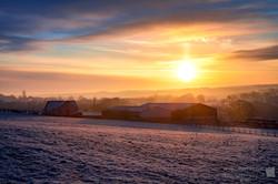 Banknock Sunrise