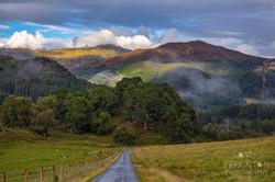 After the Rain - Loch Tummel