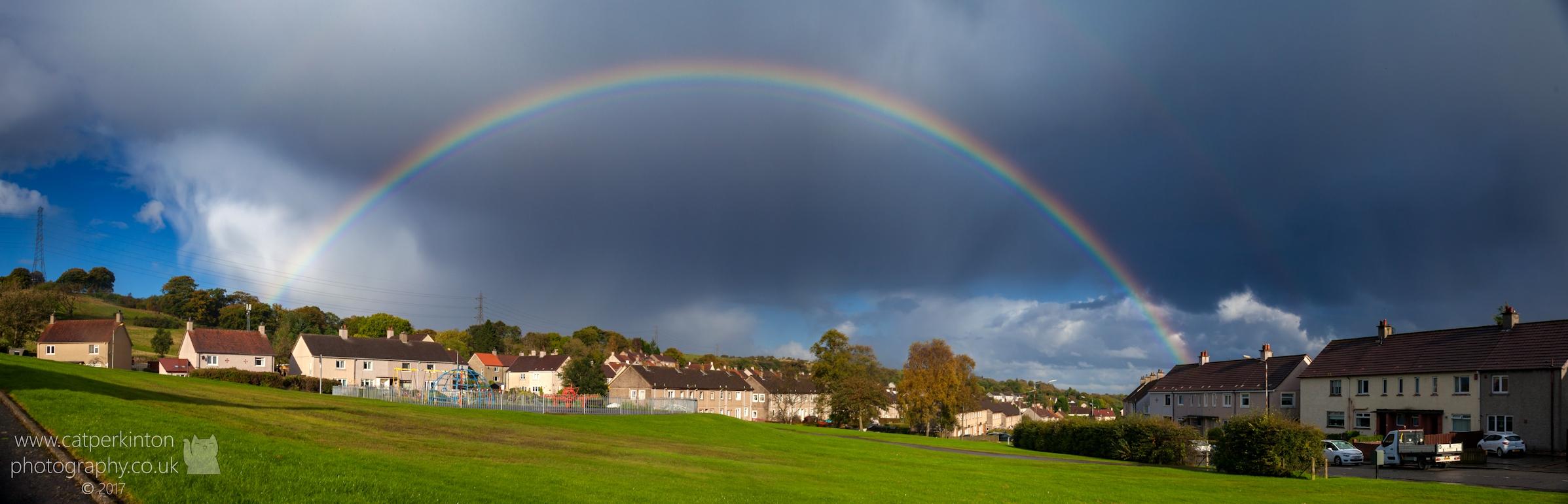 Swing Park Rainbow