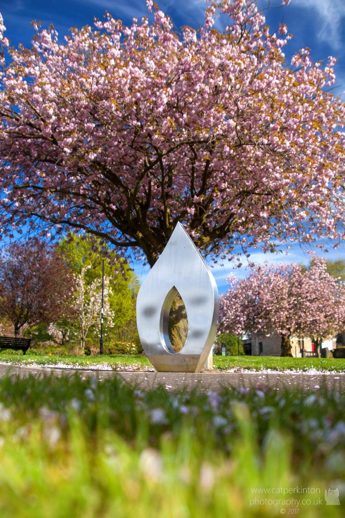 Burngreen Sculpture