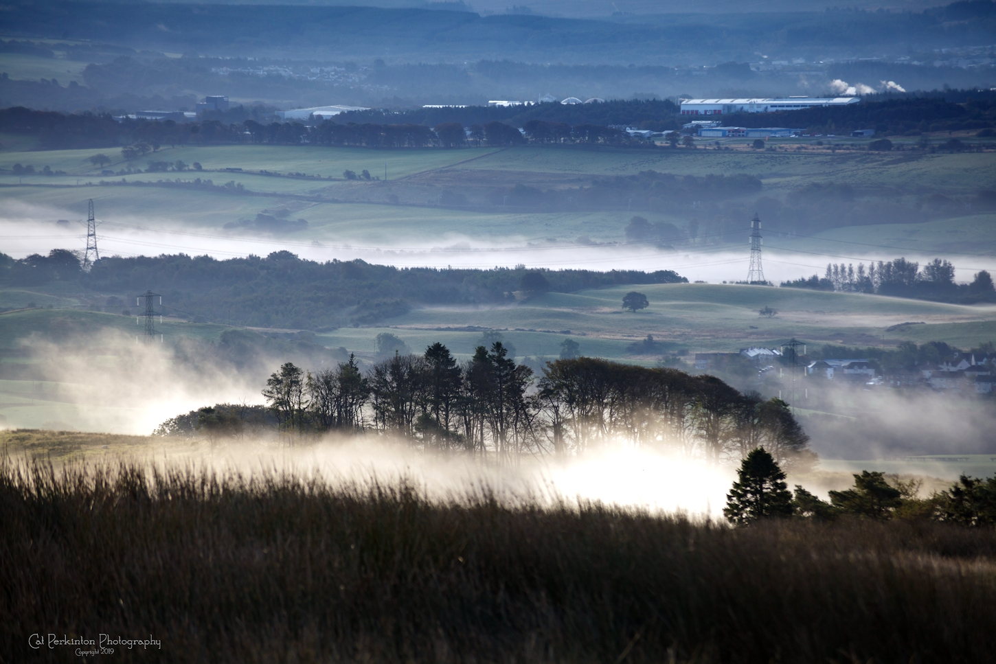 Kelvin Valley Mist 2