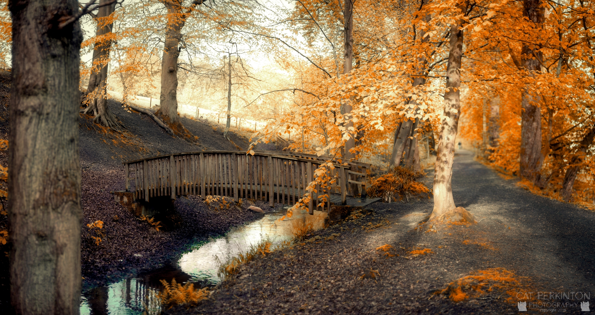 Lade Bridge Russet