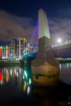 Squinty Bridge - Glasgow