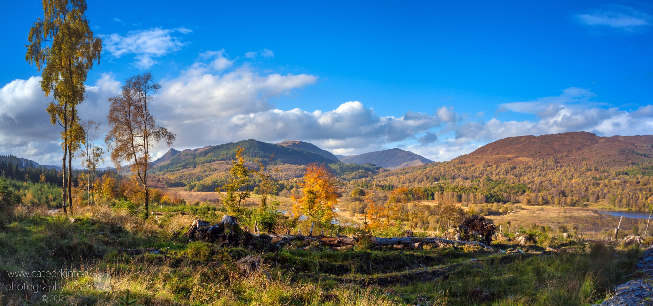 Trossachs Autumn