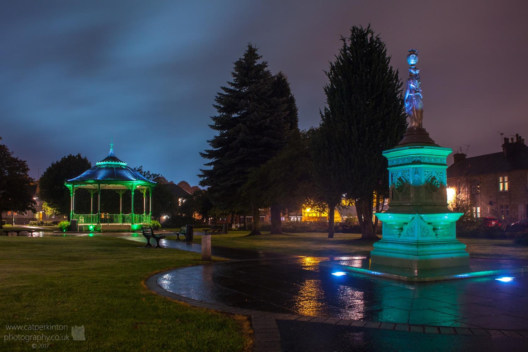 Rainy Night Burngreen