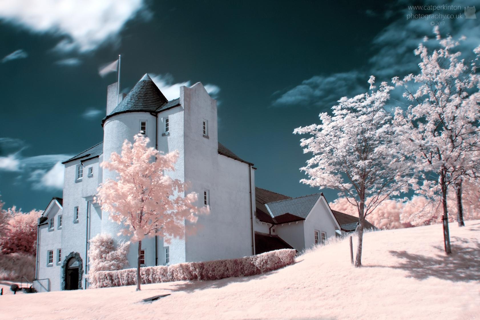 Glenskirlie Castle 1
