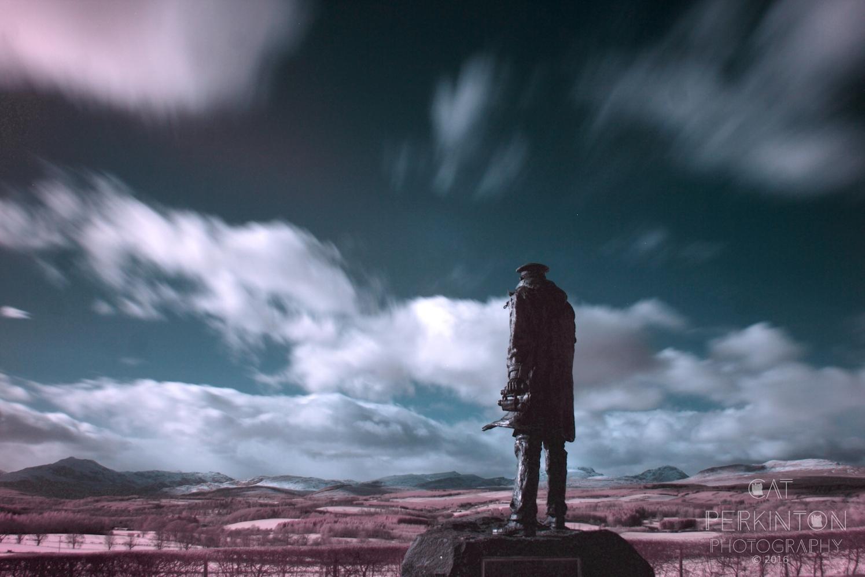 David Stirling monument Doune