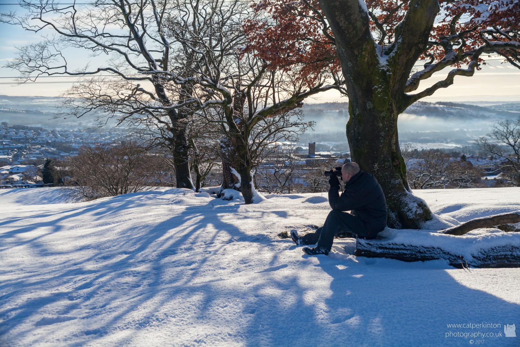 Gelfling in the snow