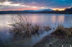 Loch Venacher Dusk