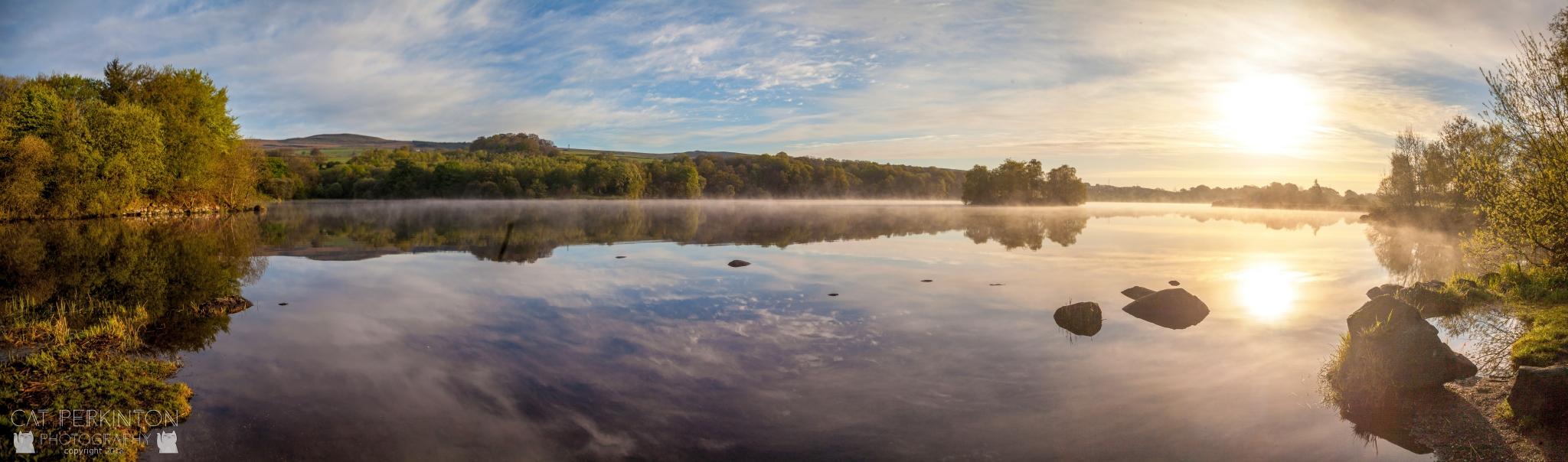 Banton Mist Panorama
