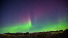 Aurora Borealis - when can I see it?