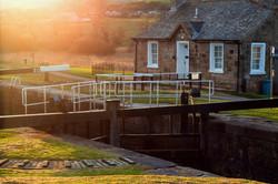 Sunglow Wyndford Lock