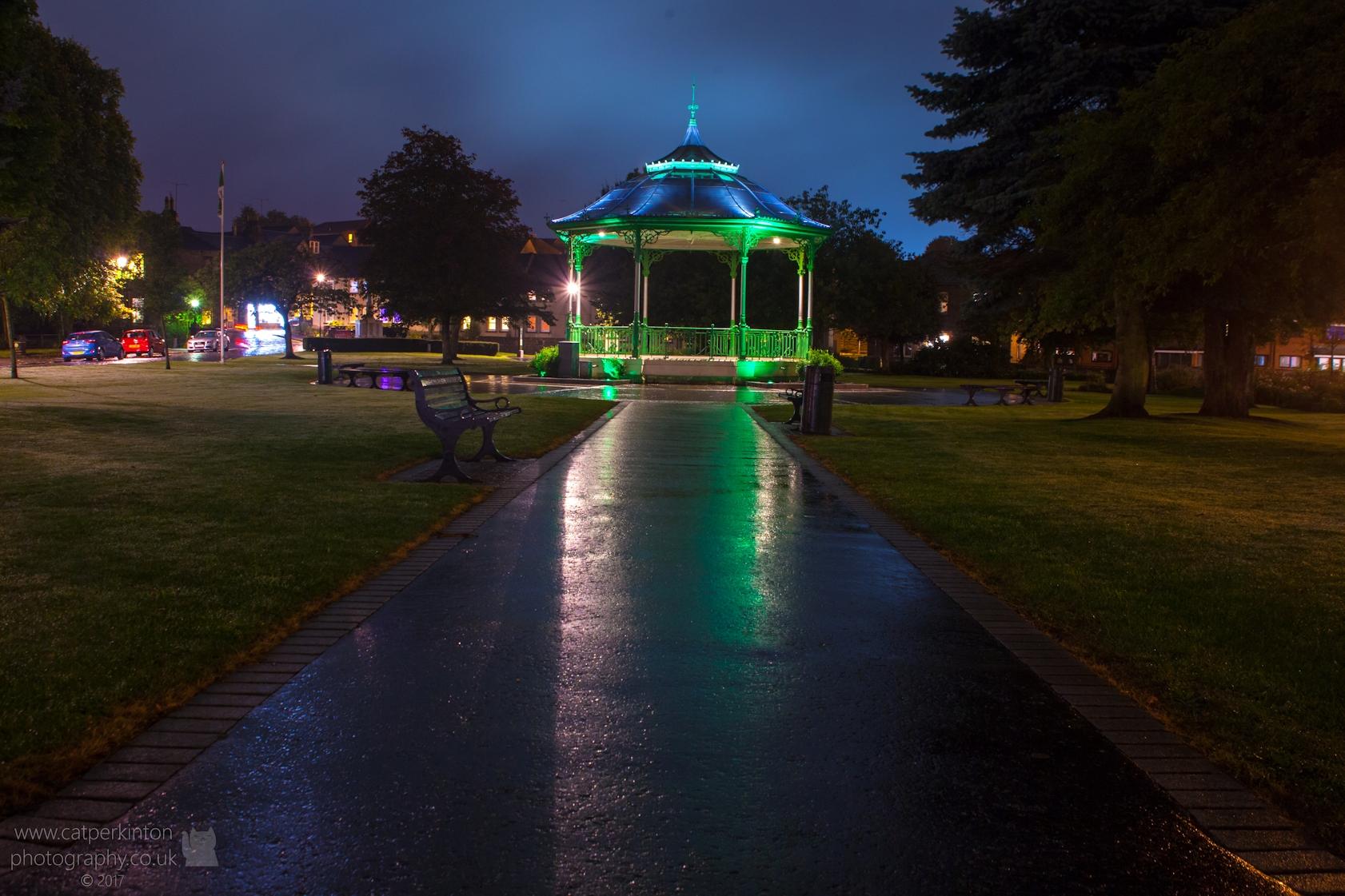Bandstand Lights