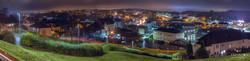 Kilsyth Town Night Panorama