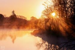 Banton Loch Dawn_5100