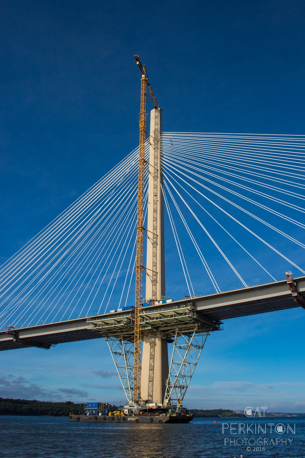 Bowstrings - New Forth Crossing