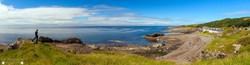Dunure Panorama