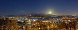 Moonrise Stirling