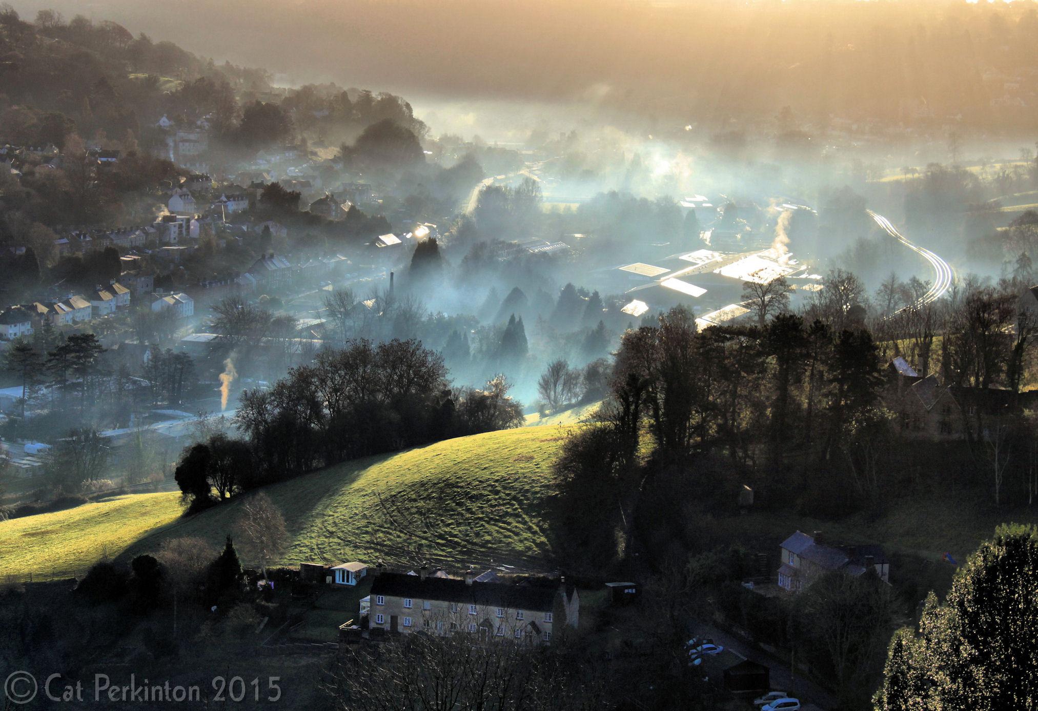Stroud Valley Mist