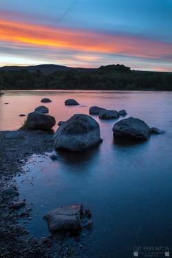Banton Loch Sunset_6340