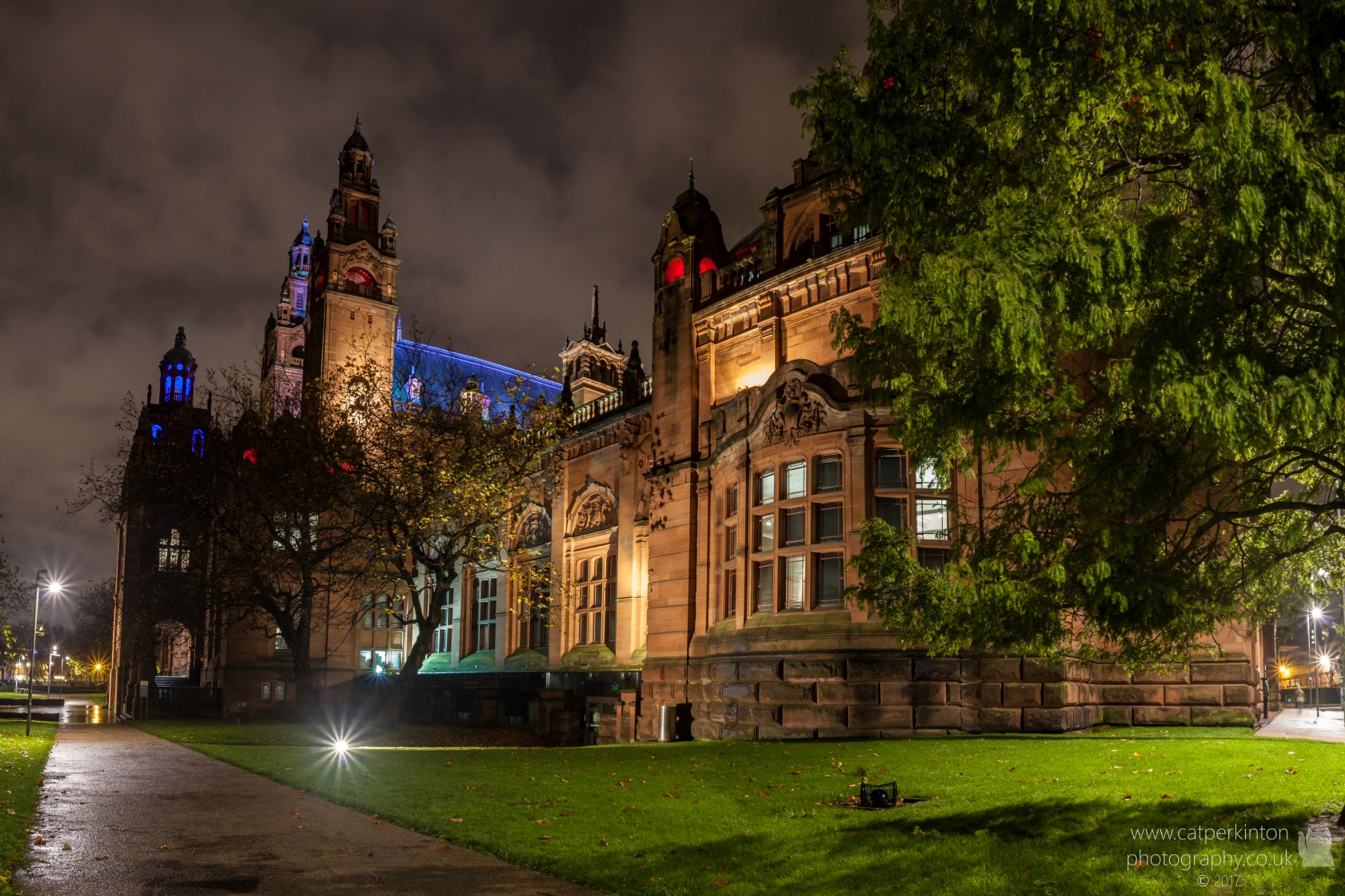 Kelvingrove Night 2