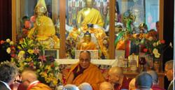 HH Dalai Lama visit_2013
