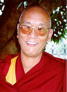 Ven. Thupten Rinpoche