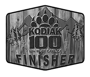Kodiak belt buckle