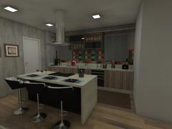 Cozinha Gourmet Completa