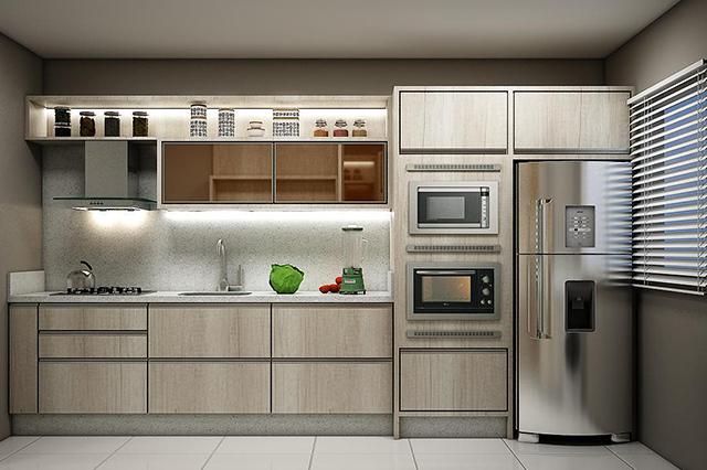 Cozinha Iluminação em LED