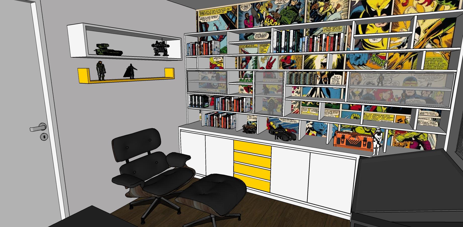 Estúdio Desenho Marvel 2