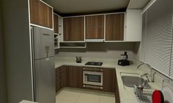 Cozinha em U