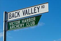 VHAC road signage
