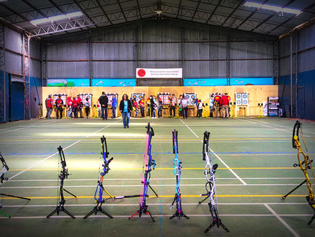 2018 Archery Australia National and Archery SA State Indoor Championships