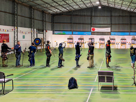 VHAC Archery - We Are Back!  🏹