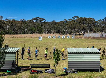 Matchplay SA Leg 2019 - Recurve Day [with a twist]