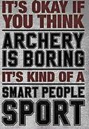 archery wisdom