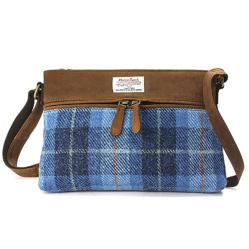 Castlebay Harris Tweed Ladies Handbag Front View