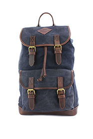 Canvas Backpack Brit Bag Wix Web Categor