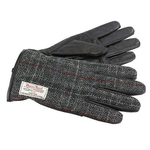 Berneray Harris Tweed Gloves