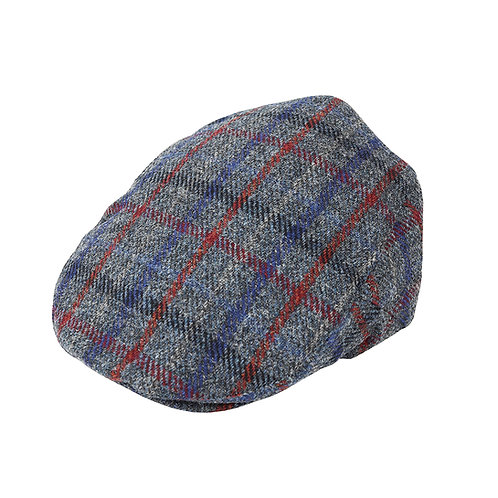 Finsbay Harris Tweed Cap